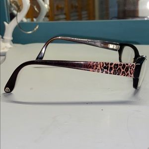 Juicy Couture Accessories - Juicy Couture eyeglasses with case